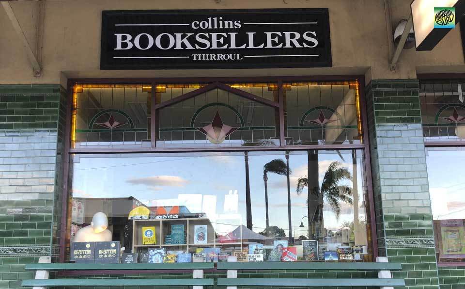 Bookstores / Bookshops Thirroul / Helensburgh NSW - Thirroul